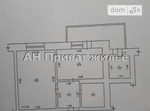 Продаж квартири, 1 кім., Полтава, р‑н.Сади 3 (Огнівка)