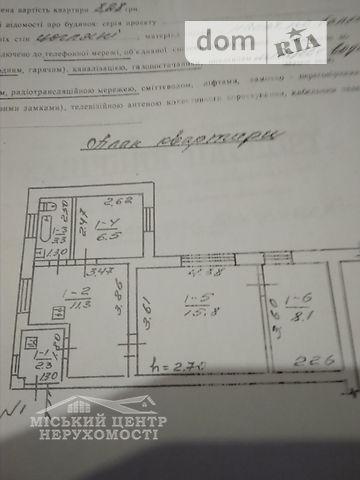 Продажа двухкомнатной квартиры в Полтаве, на ул. Серафимовича 21, район Шевченковский фото 1