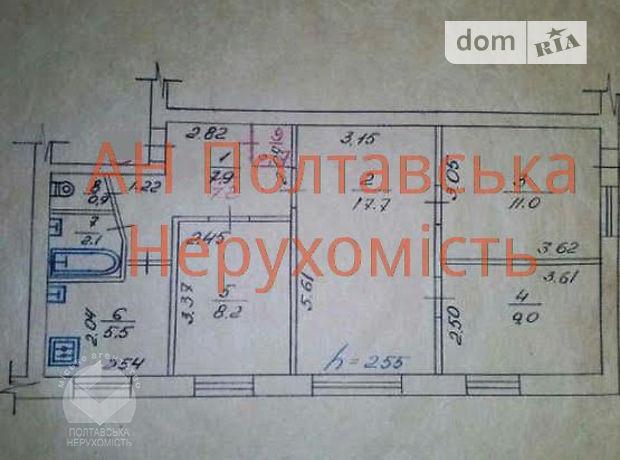 Продажа квартиры, 4 ком., Полтава