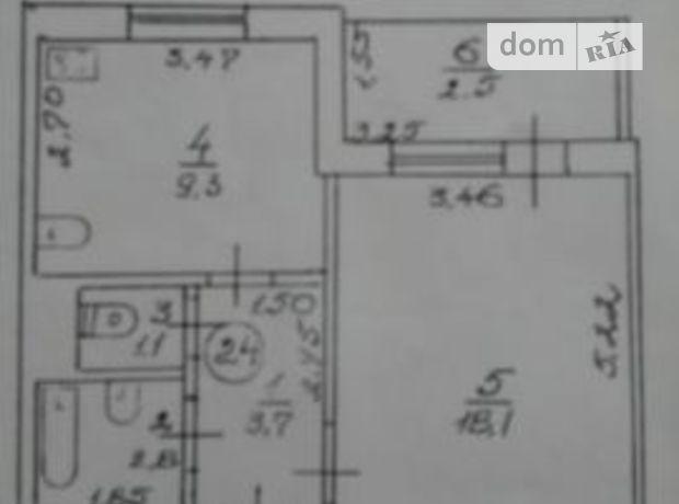 Продажа квартиры, 1 ком., Черниговская, Прилуки, р‑н.Прилуки, ВГ 12