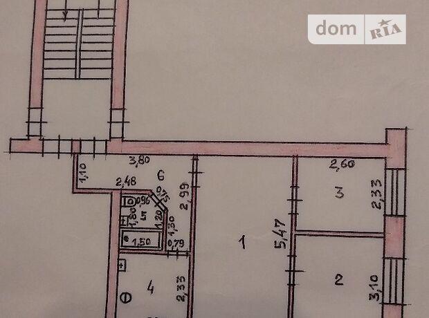 Продажа трехкомнатной квартиры в Рожище, на Пушкіна фото 1
