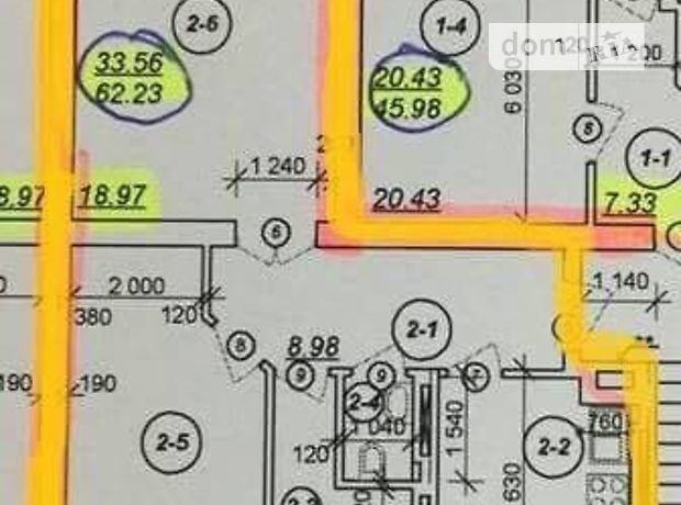 Продажа квартиры, 2 ком., Ровно, р‑н.12-школа, Транспортная улица