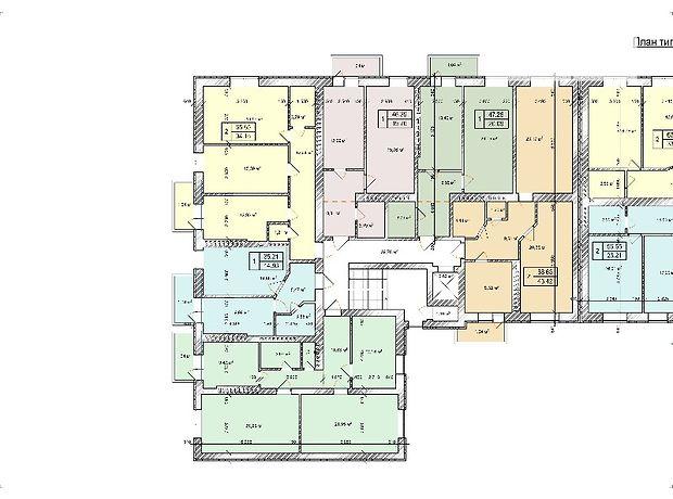 Продажа квартиры, 2 ком., Ровно, р‑н.12-школа, Струтинской улица
