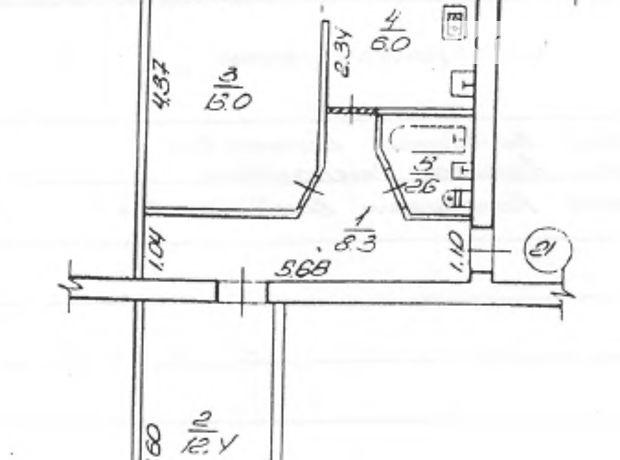 Продаж квартири, 1 кім., Рівне, БандериСтепана вулиця, буд. 26