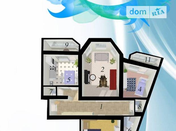 Продаж квартири, 3 кім., Рівне, р‑н.Ювілейний