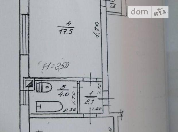 Продаж квартири, 1 кім., Рівне