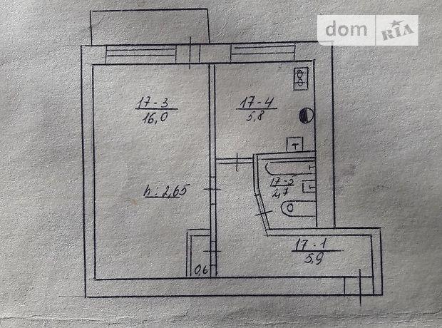 Продажа однокомнатной квартиры в Севастополе, на ул. Генерала Острякова 17, район Ленинский фото 2