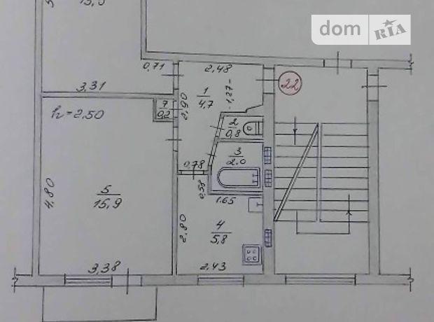 Продажа квартиры, 2 ком., Луганская, Северодонецк, р‑н.Северодонецк, Гагарина, дом 99