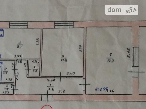 Продажа квартиры, 2 ком., Херсонская, Скадовск, Комсомольская улица