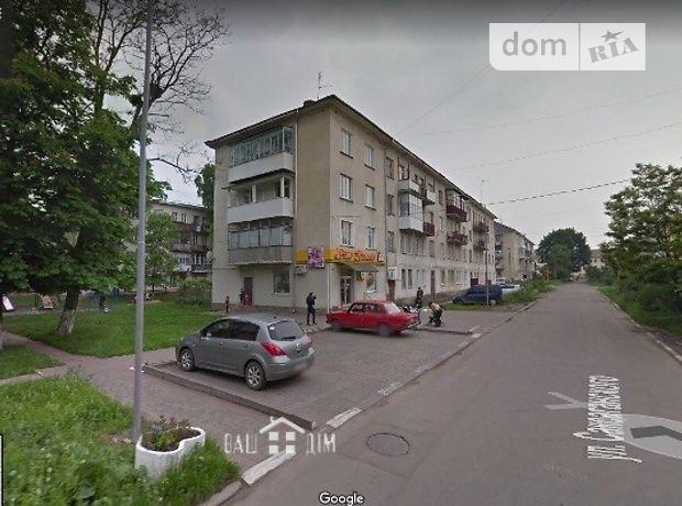Продажа квартиры, 2 ком., Львовская, Стрый, Саксаганського
