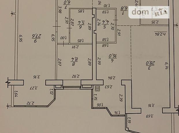 Продажа трехкомнатной квартиры в Сумах, на ул. Харьковская 6, район Харьковская фото 1