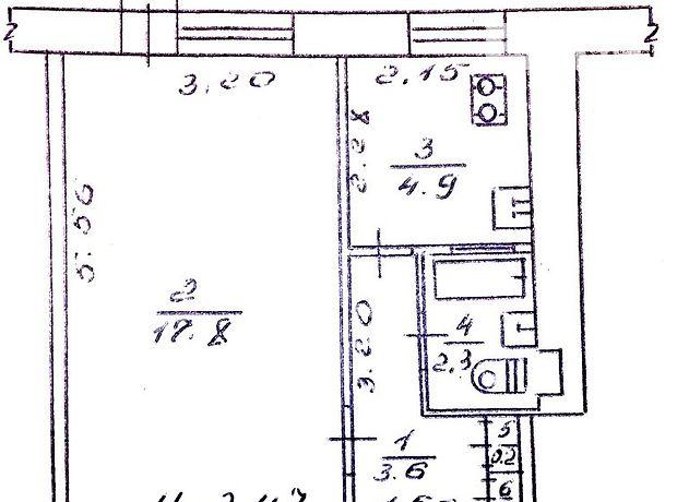 Продажа однокомнатной квартиры в Сумах, на ул. Супруна район Ковпаковский фото 1