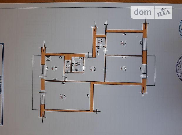 Продажа трехкомнатной квартиры в Сваляве, на Мукачевская район Свалява фото 1