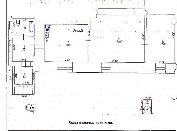 Продаж квартири, 4 кім., Луганська, Сватoвe, Пл Привокзальна , буд. 21
