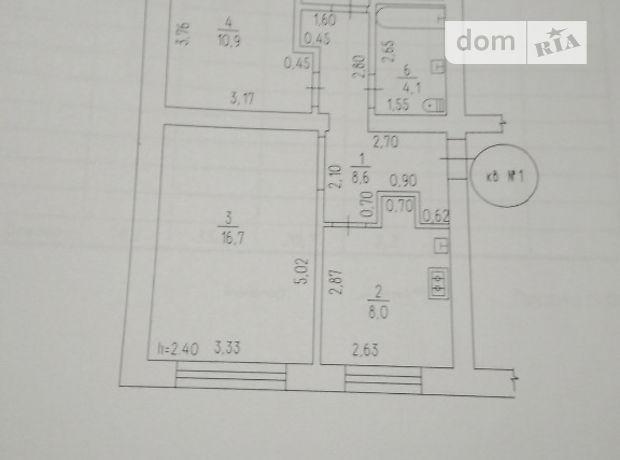 Продажа трехкомнатной квартиры в Тальном, на Перемоги 3, район Тальное фото 2
