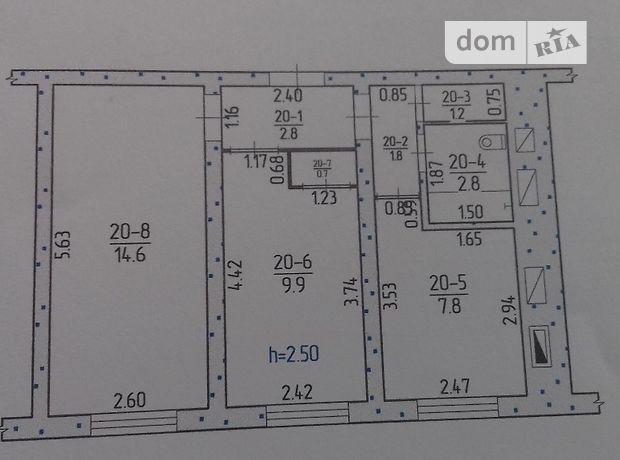 Продажа двухкомнатной квартиры в Теребовле, на Січових Стрільців район Теребовля фото 1