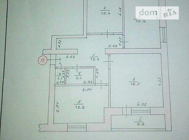 Продажа квартиры, 3 ком., Тернопіль, р‑н.Дружба
