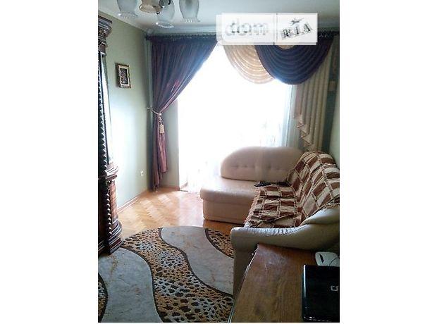 Продажа трехкомнатной квартиры в Тернополе, на Оболоня улица район Оболонь фото 1