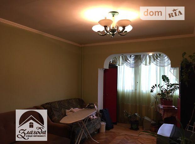 Продажа трехкомнатной квартиры в Тернополе, на І/о,рем район Аляска фото 1