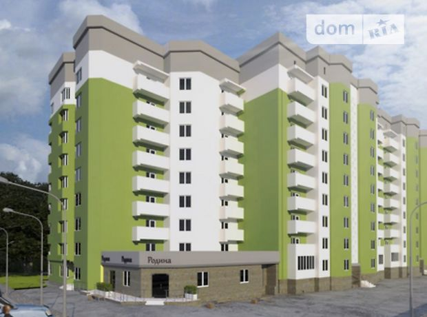 Продажа однокомнатной квартиры в Тернополе, на В.Великого район Аляска фото 2