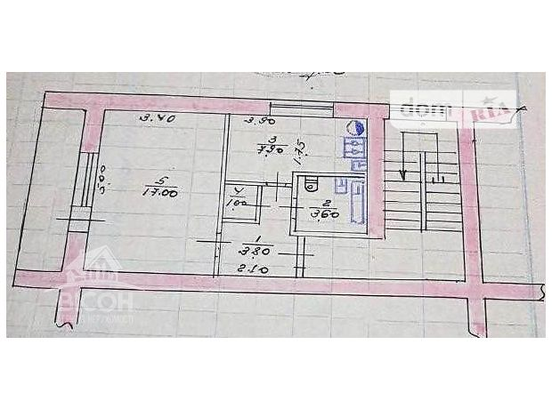 Продажа однокомнатной квартиры в Тернополе, на Ангелівка район Ангеловка фото 1