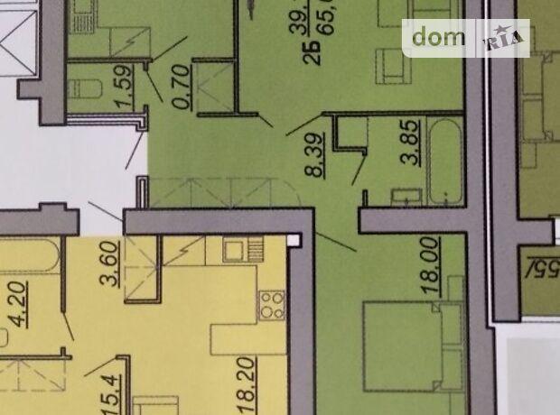 Продажа двухкомнатной квартиры в Тернополе, на ул. Микулинецкая 116,, кв. 91, район Авторынок фото 2
