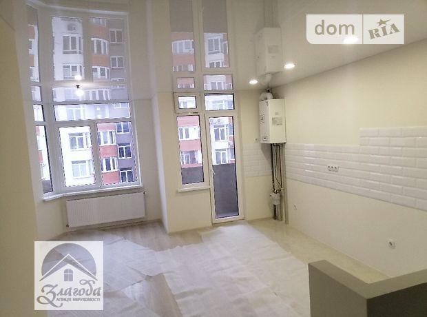 Продаж однокімнатної квартири в Тернополі на вул. Київська район Бам фото 1