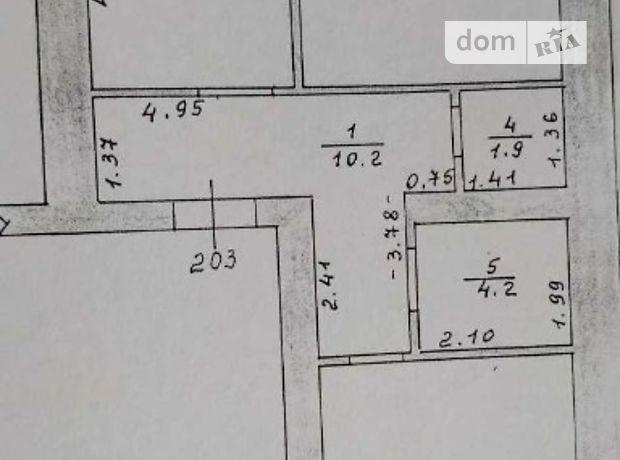 Продажа двухкомнатной квартиры в Тернополе, на ул. Королева район Бам фото 1