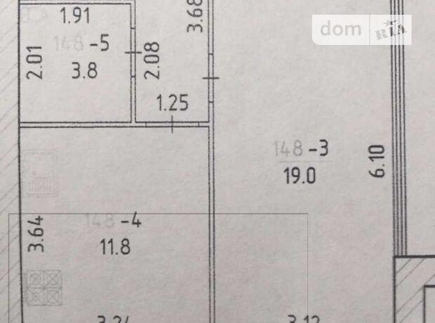 Продажа однокомнатной квартиры в Тернополе, на ул. Тарнавского Мирона Генерала район Бам фото 1