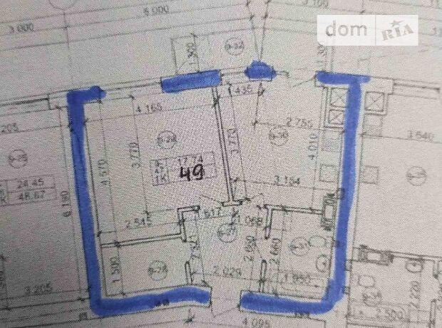 Продажа однокомнатной квартиры в Тернополе, на ул. Тарнавского Мирона Генерала район Бам фото 2