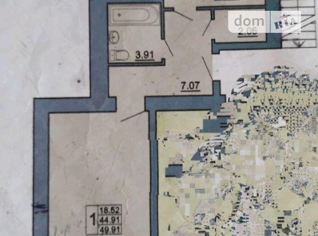 Продажа однокомнатной квартиры в Тернополе, район Бам фото 1