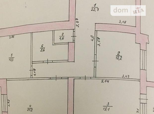 Продажа трехкомнатной квартиры в Тернополе, на ул. Карпенко район Дружба фото 1