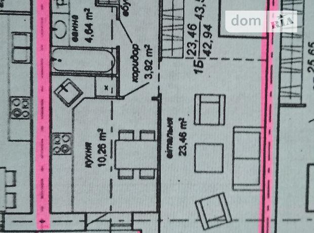 Продажа квартиры, 1 ком., Тернополь, р‑н.Дружба, район* Братислави*