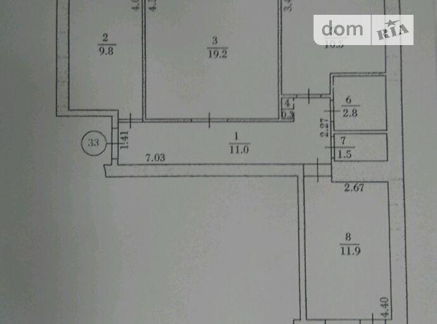 Продаж квартири, 4 кім., Тернопіль, р‑н.Дружба, Тролейбусна вулиця