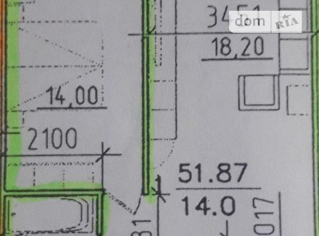 Продаж квартири, 1 кім., Тернопіль, р‑н.Дружба, Тролейбусна-Лучаківського