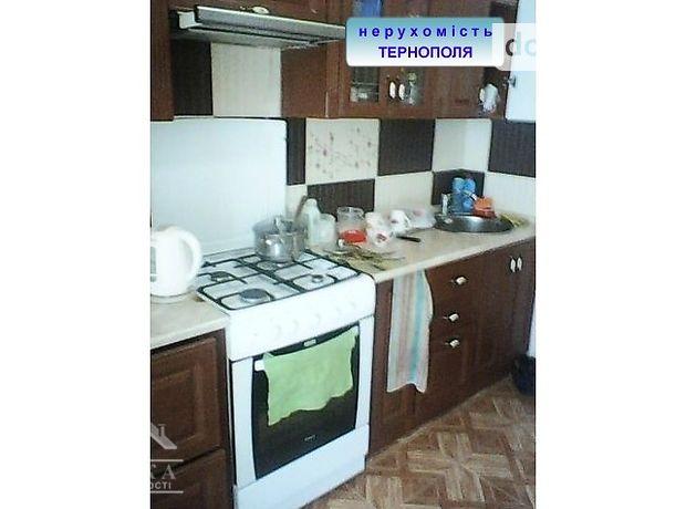Продажа однокомнатной квартиры в Тернополе, на ул. Зеленая район Газопровод фото 1