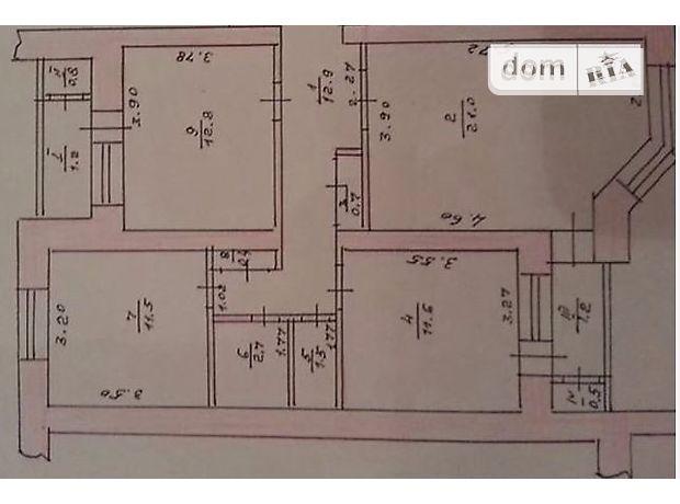 Продаж квартири, 3 кім., Тернопіль, р‑н.Канада, Коновальця Євгена вулиця