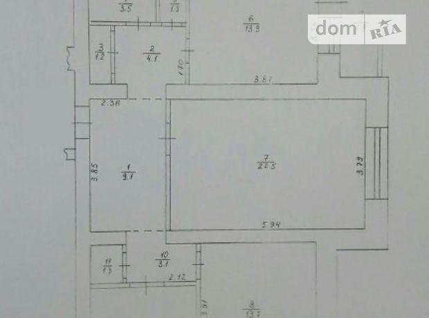 Продажа трехкомнатной квартиры в Тернополе, на ул. Над Яром район Канада фото 2
