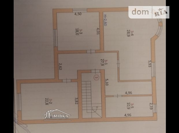 Продажа трехкомнатной квартиры в Тернополе, на ул. Репина район Канада фото 1