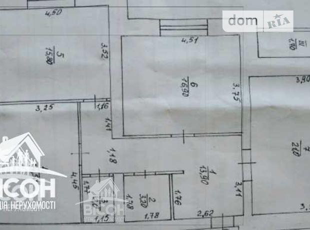 Продажа трехкомнатной квартиры в Тернополе, на ул. Вербицкого Михаила район Канада фото 1