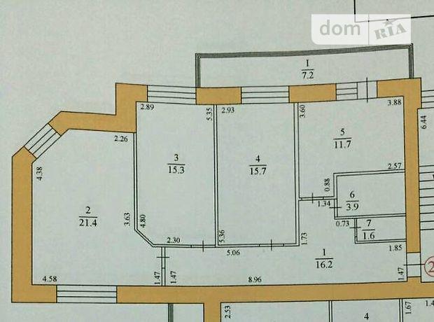 Продаж квартири, 3 кім., Тернопіль, р‑н.Новий світ