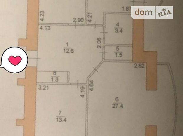 Продажа трехкомнатной квартиры в Тернополе, на ул. Березовая район Новый свет фото 1