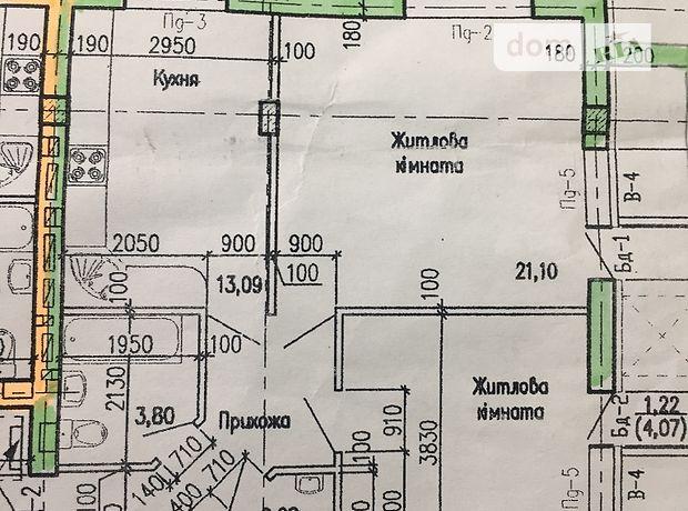 Продажа двухкомнатной квартиры в Тернополе, на ул. Наливайко район Новый свет фото 2
