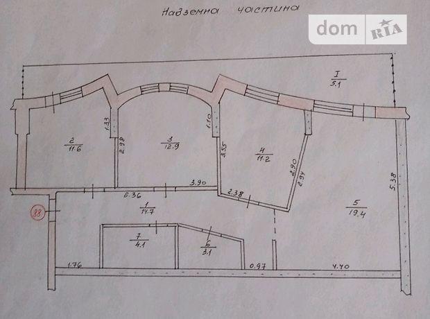 Продажа трехкомнатной квартиры в Тернополе, на ул. Черновецкая район Оболонь фото 2