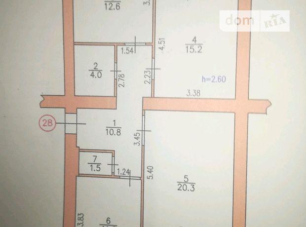 Продажа трехкомнатной квартиры в Тернополе, на ул. Стадниковой Софии район Оболоня фото 1