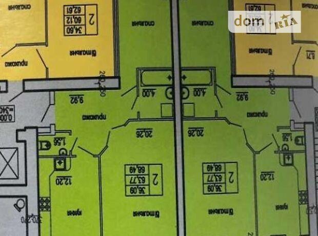 Продажа двухкомнатной квартиры в Тернополе, на ул. Головацкого район Пивничный фото 2