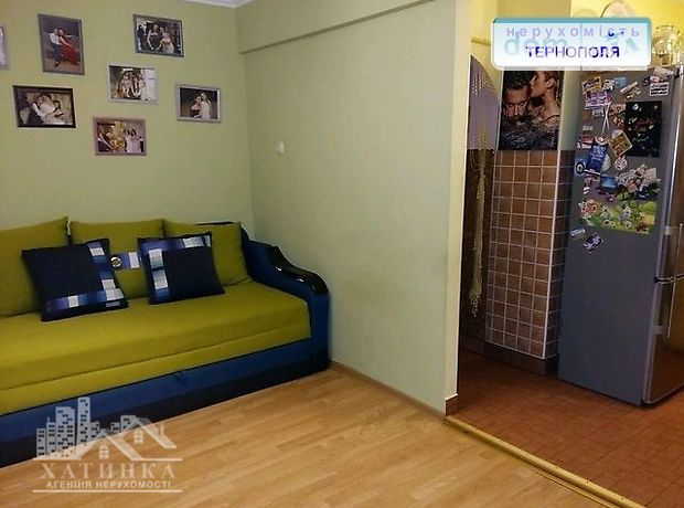Продажа двухкомнатной квартиры в Тернополе, на ул. Леси Украинки район Схидный фото 1