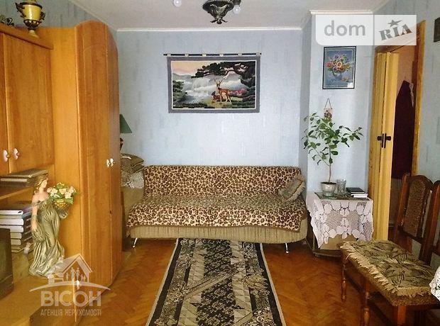 Продажа квартиры, 1 ком., Тернополь, р‑н.Схидный, Сливенская улица