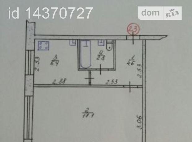 Продажа квартиры, 1 ком., Тернополь, р‑н.Схидный, ДГалицького