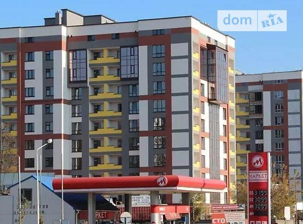 Продажа однокомнатной квартиры в Тернополе, район Схидный фото 1